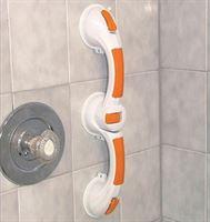 Dual Rotating Suction Cup Grab Bar a