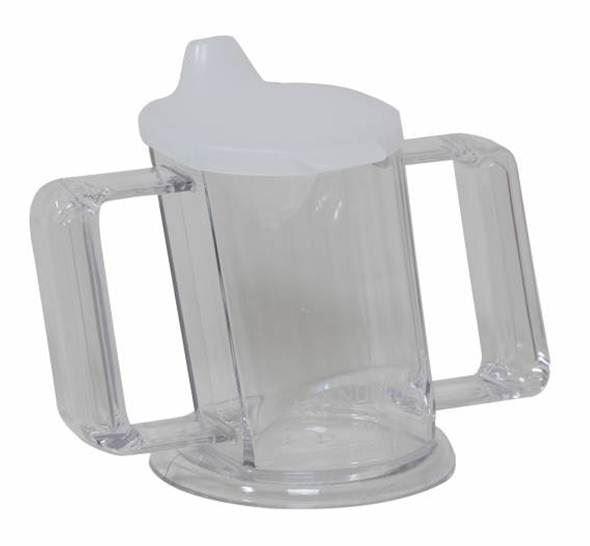HandyCup - Clear + Lid b