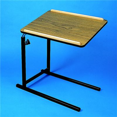 Mobile Open-Toe Overbed Table