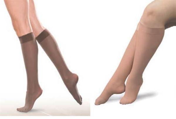 FeatherGrip Knee-Highs