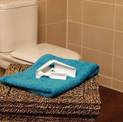 Folding Toilet Tissue Aid