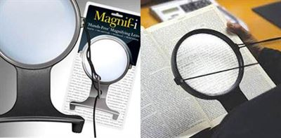 Magnif-i Hands Free Magnifier