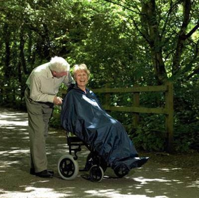 Sleeveless Wheelchair Mac