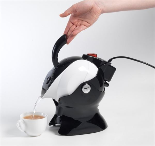 Uccello Kettle & Tipper a