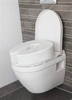 Atlantis Padded Toilet Seat - 10cm a