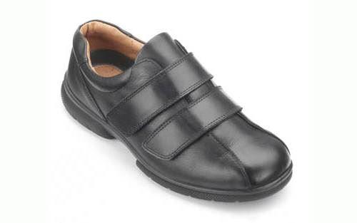 DB Shoes Ashton Black