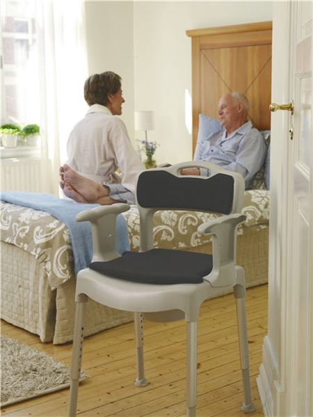Swift Commode Chair