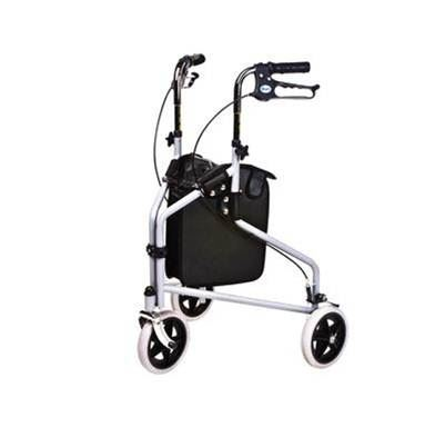 Days Tri-Wheel Rollator - Silver Grey