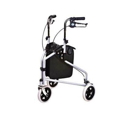 Days Tri-Wheel Rollator - Silver Grey