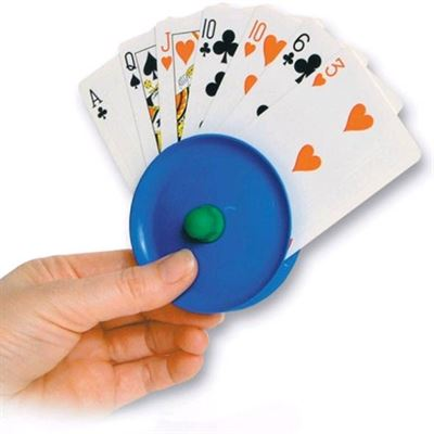 Playing Card Fan Holder