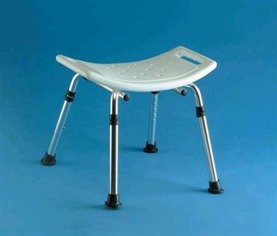 Ocean Shower Stool Contour Seat