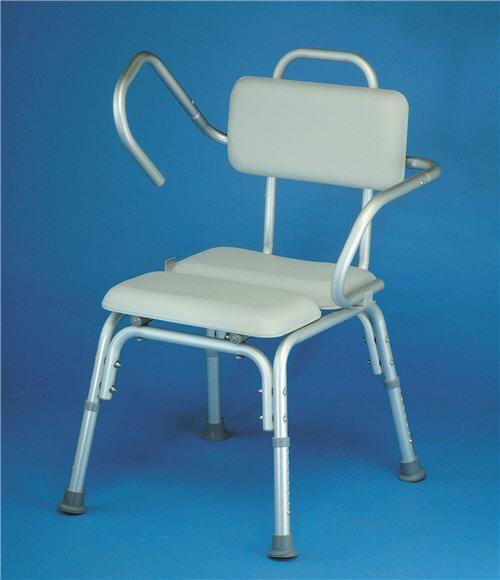 Lightweight Padded Shower Chair