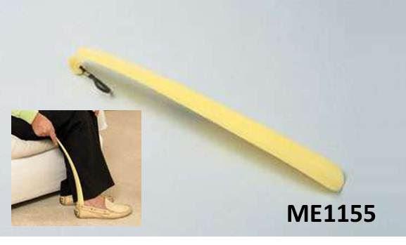 Standard Plastic Shoehorn ME1155
