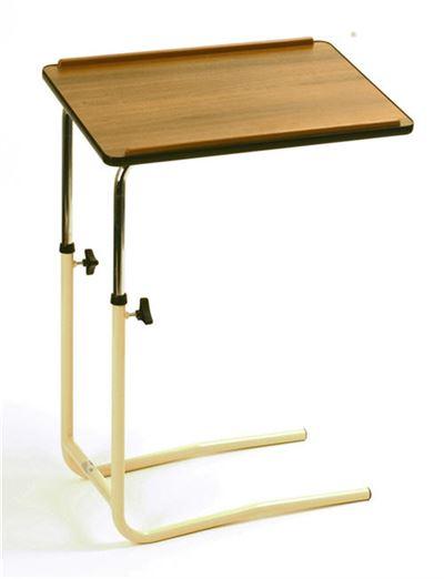 Split-Leg Overbed Table