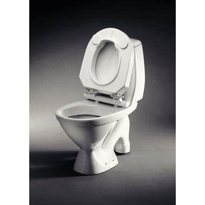 Hi-Loo Raised Toilet Seat a