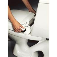 Hi-Loo Raised Toilet Seat