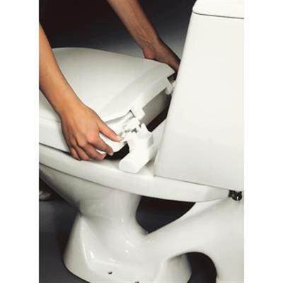 Hi-Loo Raised Toilet Seat