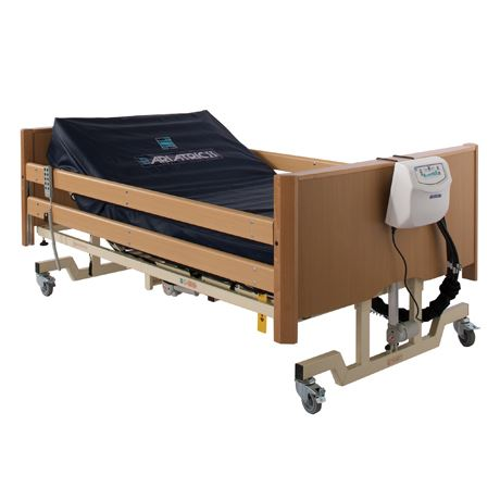 Bradshaw Bariatric Low Nursing Care Bed a