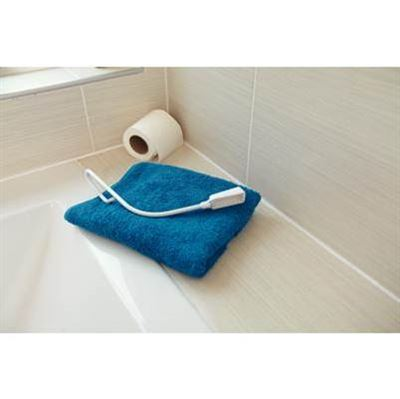 Curved Toilet Tissue Aid