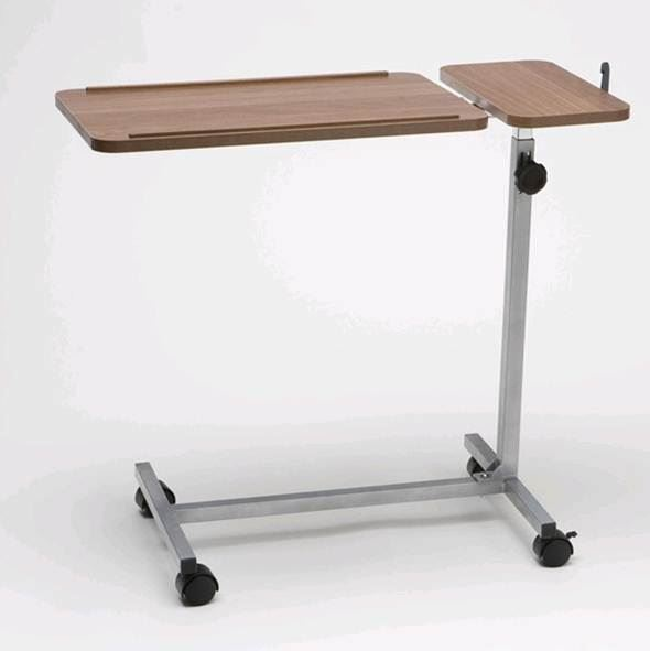 Twin-Top Overbed Table