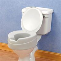 Comfyfoam Raised Toilet Seat b