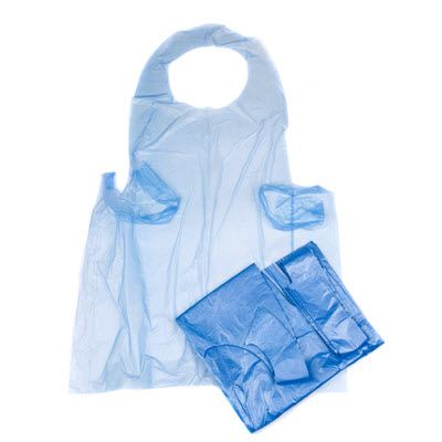 Premium Disposable Aprons - Flat Pack