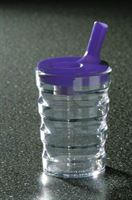 Sure Grip Non-Spill Cup With Temperature Regulated Lid