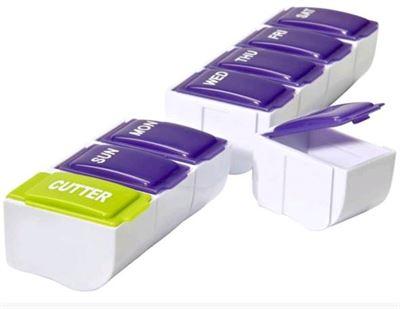 Detach n Go Pill Dispenser