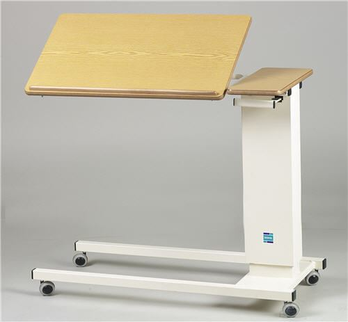 Easi-Riser Tilt-Top Overbed Table - Standard Base