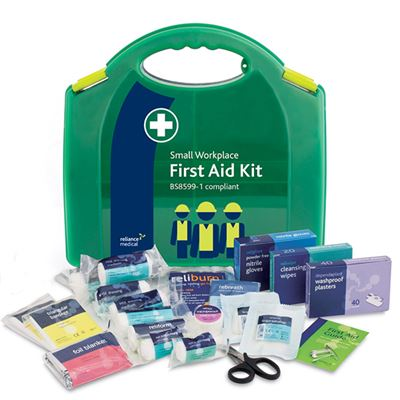 Workplace First Aid Kit Small