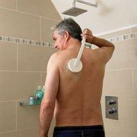 Lotion Applicator With Massaging Head b