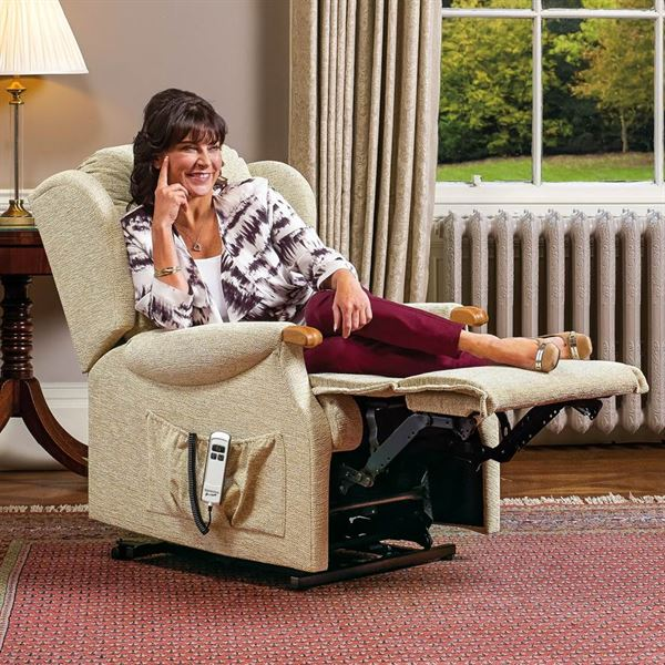 Sherborne Lynton Knuckle Dual Motor Lift Rise Recliner