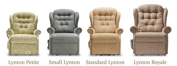 Sherborne Lynton Sizes