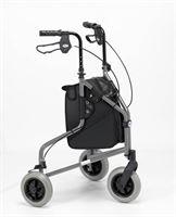 Days Lightweight Tri-Wheel Rollator - Quartz