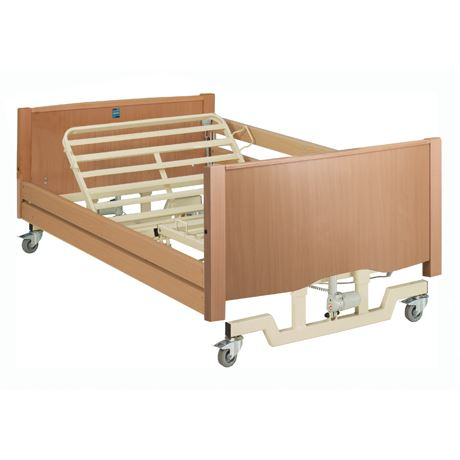 Bradshaw Bariatric Low Nursing Care Bed