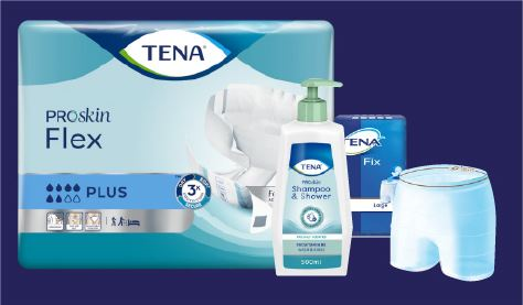 Tena Flex Bundle - M