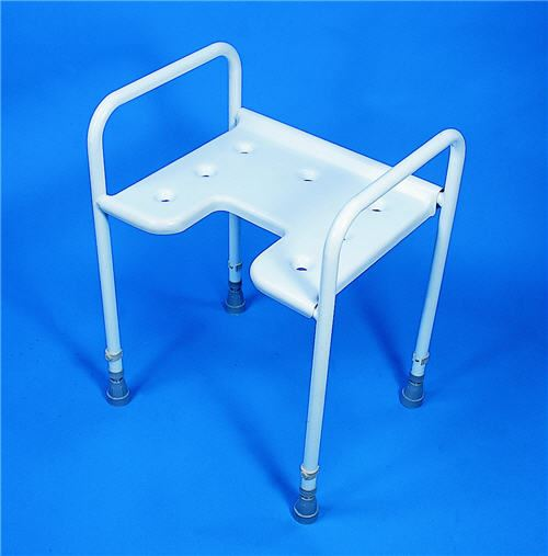 Bradgate Shower Stool