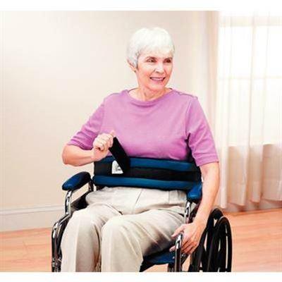 Padded Wheelchair Safety Belt
