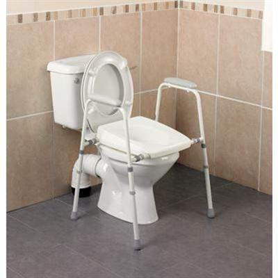 Stirling Deluxe Toilet Frame