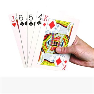 Real Big Cards