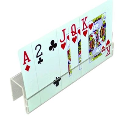 Plastic Playing Cards Holder