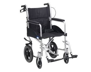 Redland Lightweight Transit Wheelchair