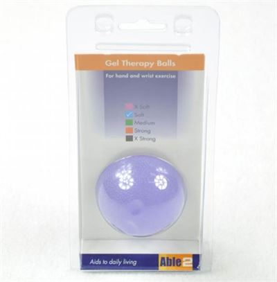 Therapeutic Gel Ball - Blue Soft